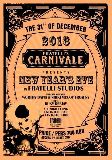 Revelion 2014 - New Year Eve