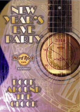 Revelion 2014 - Rock Around The Clock
