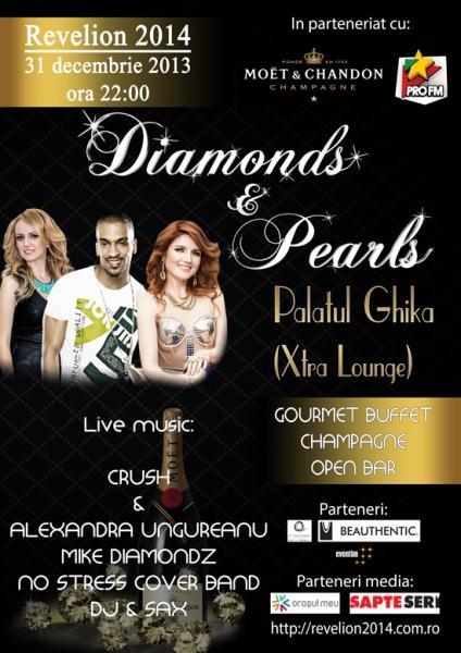 Revelion Diamonds & Pearls