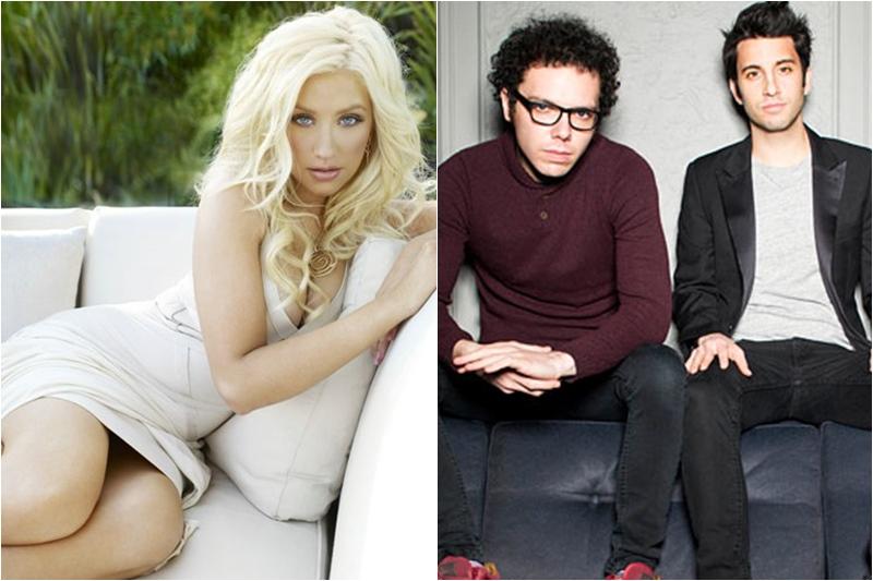 Christina Aguilera / A great Big World