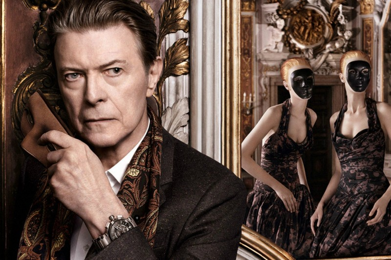 David Bowie este noua imagine Louis Vuitton