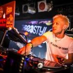 DJ Shintaro în finala Red Bull Thre3Style din Japonia, 4 august 2013