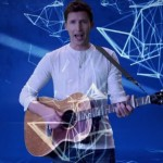 "James Blunt - ""Blue on Blue"" (secvență videoclip)"