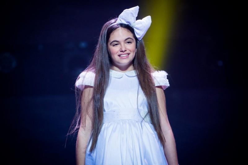 Gaia, câștigătoarea Junior Eurovision 2013
