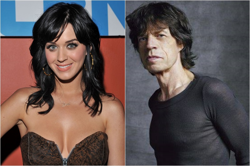 Katy Perry / Mick Jagger