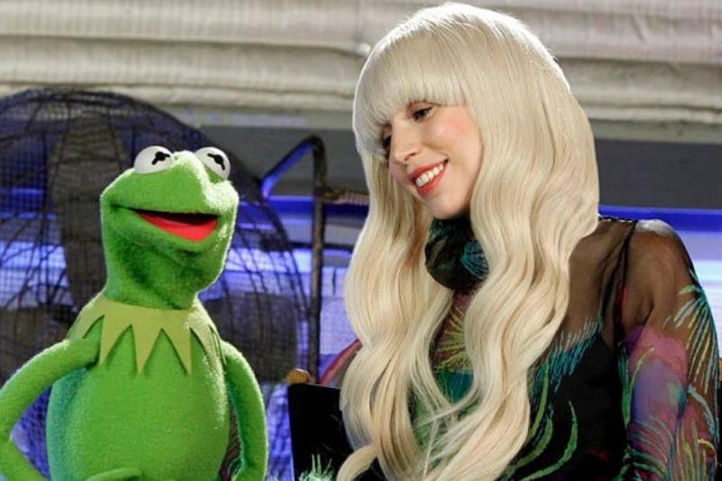Lady Gaga și The Muppets