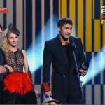Dan Bălan a primit premiul Music Box la categoria Cel Mai Bun Interpret, Rusia 2013
