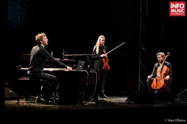 Olafur Arnalds în concert pe 21 noiembrie, la ArCub