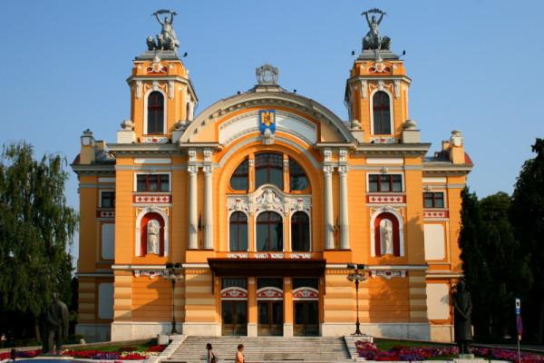 Teatrul Naţional Cluj-Napoca din Cluj-Napoca