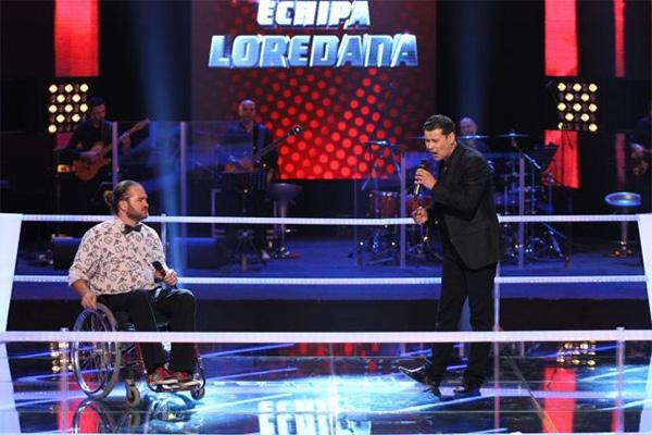 Loredana l-a ales pe Florin Mândru pentru live-uri