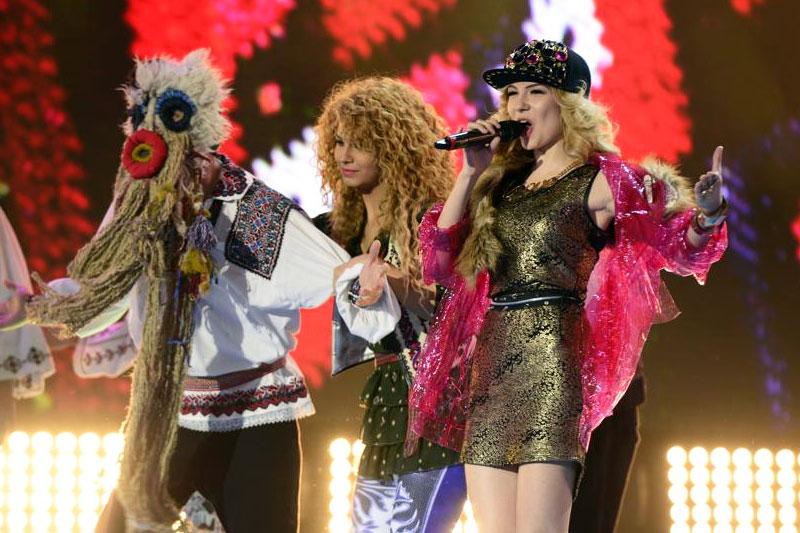 Ana Maria Mihăieș a părăsit X Factor