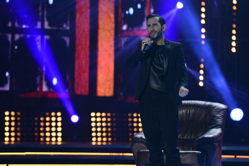 Italianul Paolo Lagana a părăsit concursul X Factor