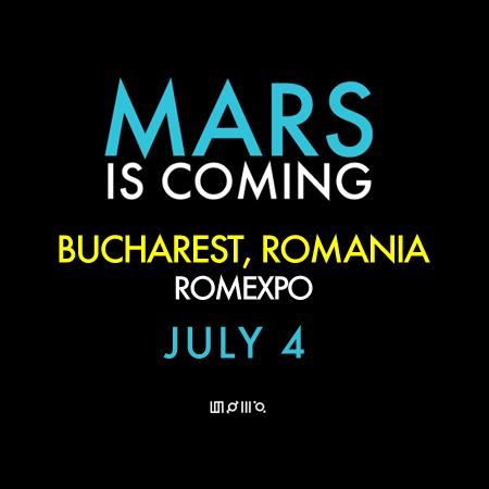Anunțul prin care 30 Seconds to Mars a confirmat concertul de la București