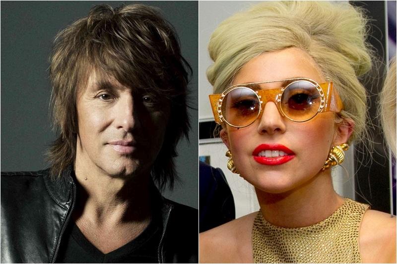 Richie Sambora și Lady Gaga, posibilă colaborare