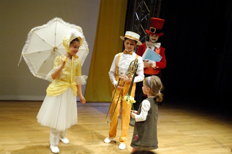 Crăciunul copiilor la Opera Națională București