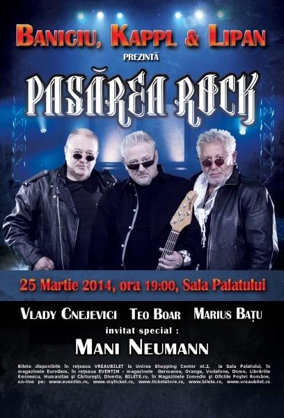 Poster eveniment Baniciu, Kappl & Lipan