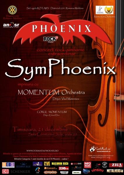 Phoenix la Sala Olimpia