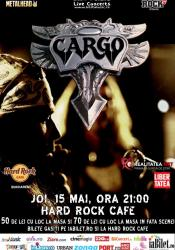 Cargo la Hard Rock Cafe