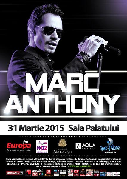 ANULAT - Marc Anthony