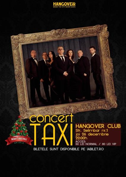 Taxi la Club HangOver