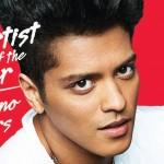 Bruno Mars - Artistul anului 2013 - Billboard