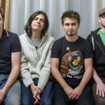 Trupa byron: Dan Byron, 6fingers , László Demeter și Dan Georgescu