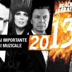 TOP 5: Cele mai importante reveniri muzicale din 2013