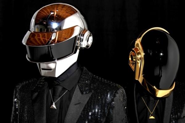 Daft Punk, nominalizați la premiile Grammy 2014