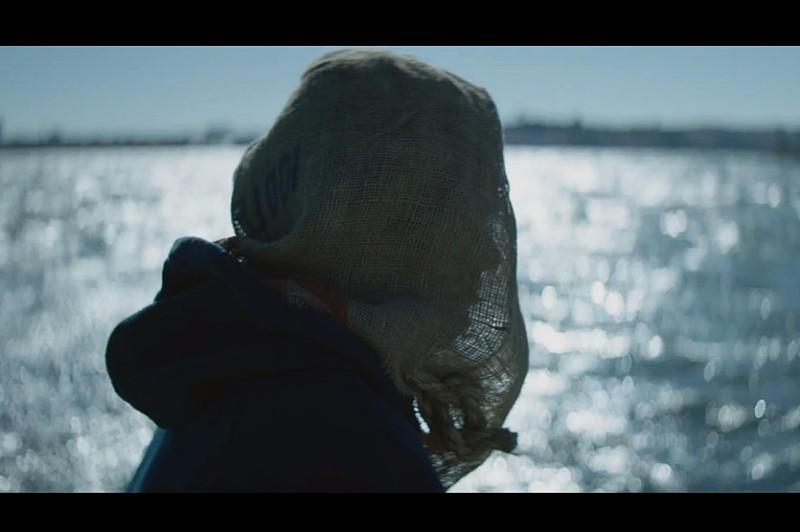 Secvență videoclip Lorde -