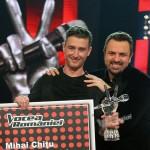 Mihai Chițu, câștigătorul titlului Vocea României
