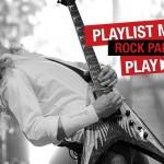 Playlist cu piese metal pentru un rock party energizant