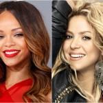 Rihanna și Shakira au înregistrat o piesă în duet