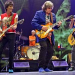 The Rolling Stones cu Mick Taylor, 2013