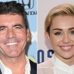 Simon Cowell / Miley Cyrus