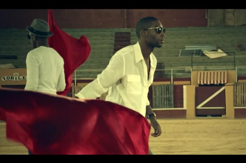 Secvență videoclip Tinie Tempah feat. Labrinth -