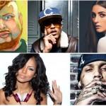 Action Bronson, August Alsina, Banks, Jhene Aiko, Kid Ink