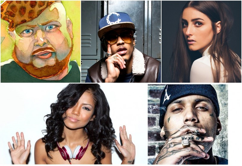 Action Bronson, August Alsina, Banks, Jhene Aiko, Kid Ink