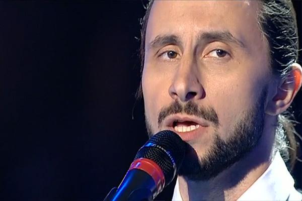 Adrian Nour, preferatul publicului în etapa live Vocea României din 7 decembrie