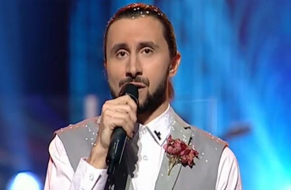 Adrian Nour în semifinala Vocea României