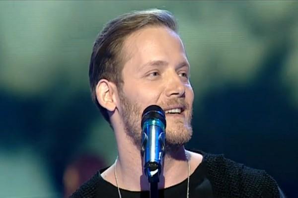 Andrei Chermeleu a cântat Father Figure (George Michale) la Vocea României