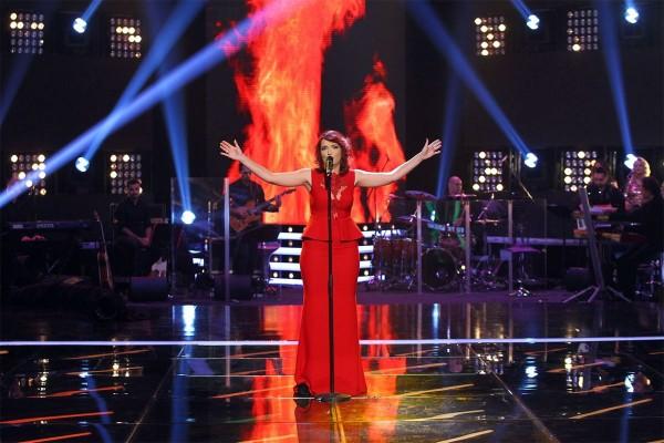 Claudia Iuga în semifinala Vocea României