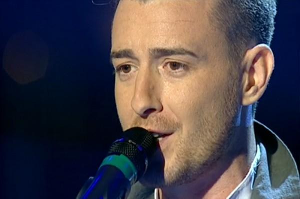 Mihai Chițu, în semifinala Vocea României