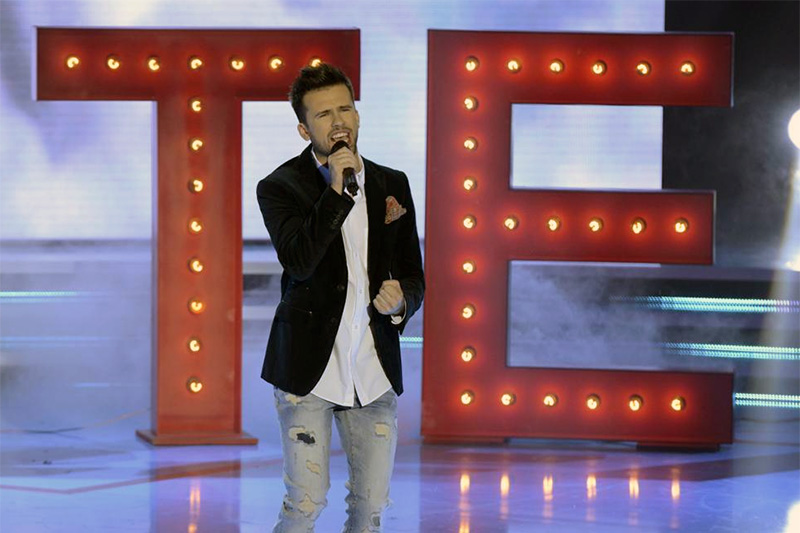 Florin Ristei, câștigătorul celui de-al treilea sezon X Factor