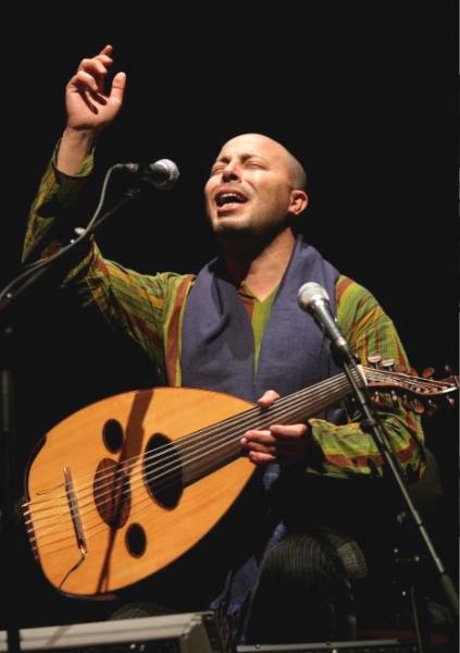 Dhafer Youssef la Sala Radio
