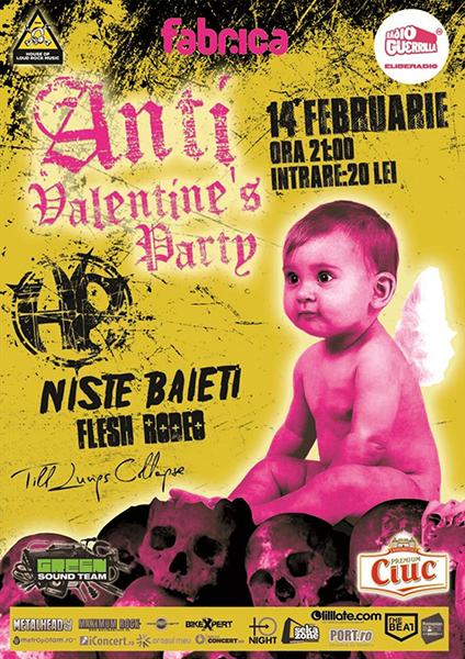Anti Valentine's Party