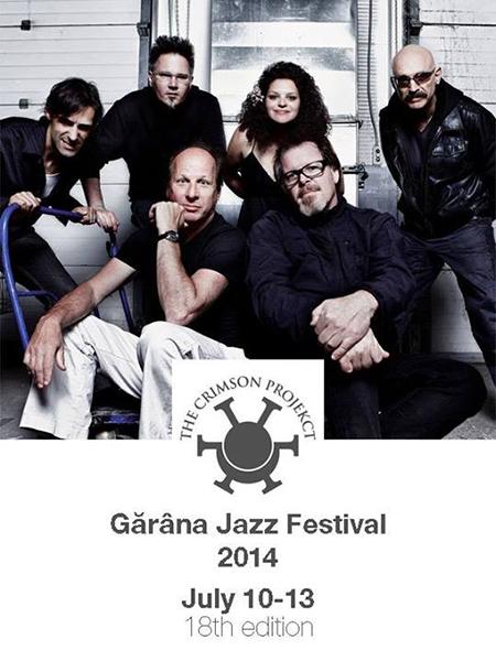Gărâna Jazz Festival 2014 la Poiana Lupului de la Garâna