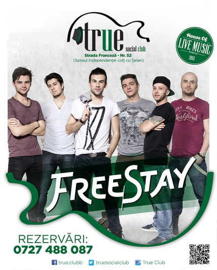 FreeStay la True Club