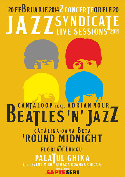 Jazz Syndicate Live Sessions