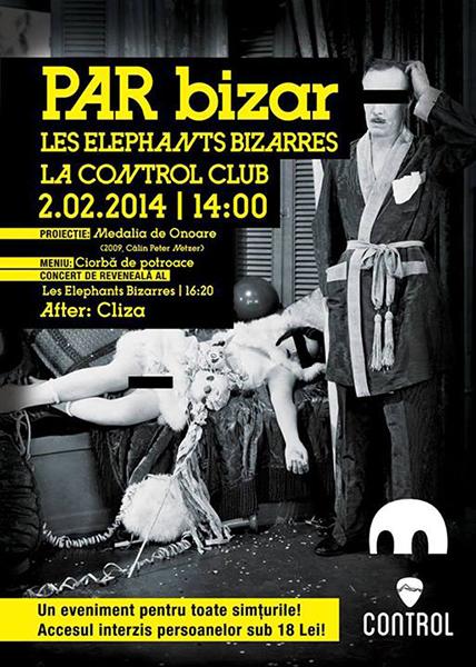 Les Elephants Bizzares
