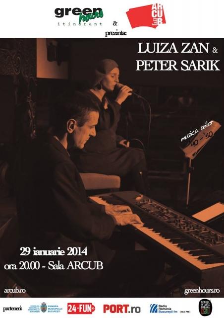Luiza Zan & Peter Sarik